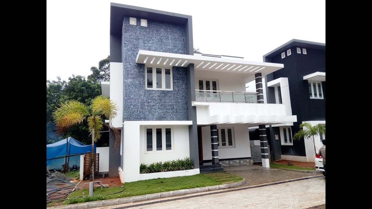 4 Cent 1600 Square Feet 3 Bedroom Contemporary Modern Home For Sale