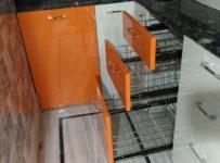 Low Cost Modern Modular Kitchen Cabinet Design Ideas