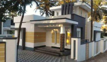 700 Square Feet 2 Bedroom Beautiful Single Floor Modern House with Plan