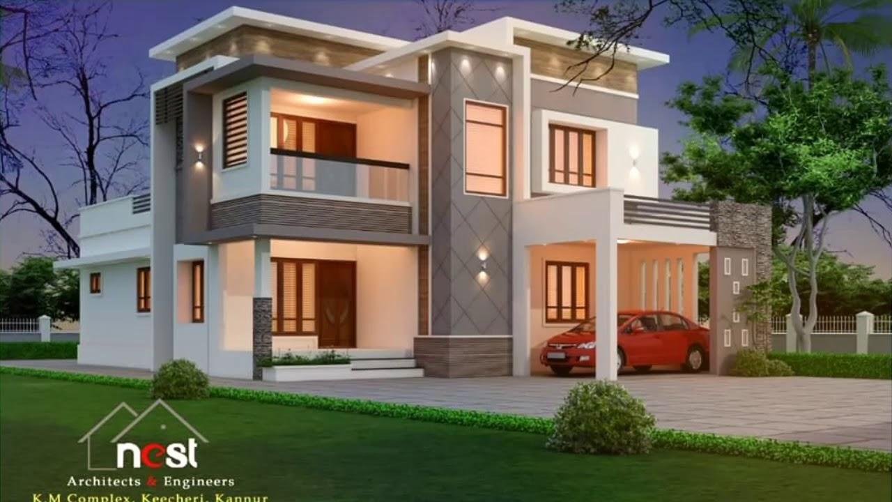 Selected Beautiful Home Designs 2018