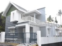 5 Cent and 1500 Square Feet Double Floor 3 Bedroom Home For Sale