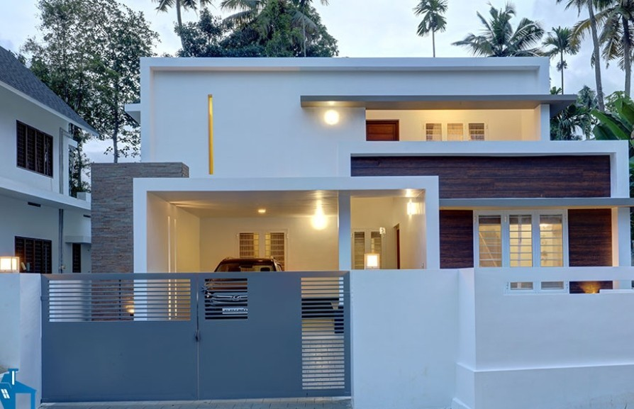 Photo of 2200 Square Feet 3 Bedroom Cute Contemporary Style Minimalist Modern Home and Plan