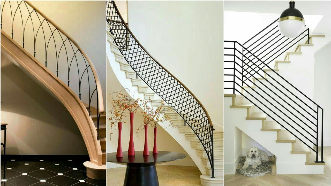 Photo of 75 More Stairs Railing Designs