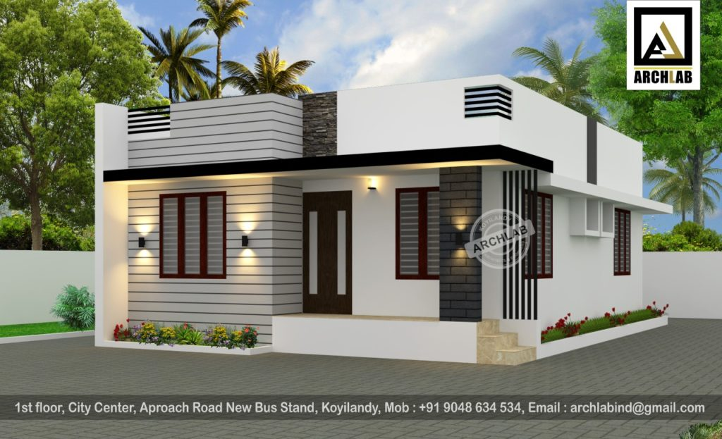 800 Square Feet 2 Bedroom Modern Low Budget Cute And Simple
