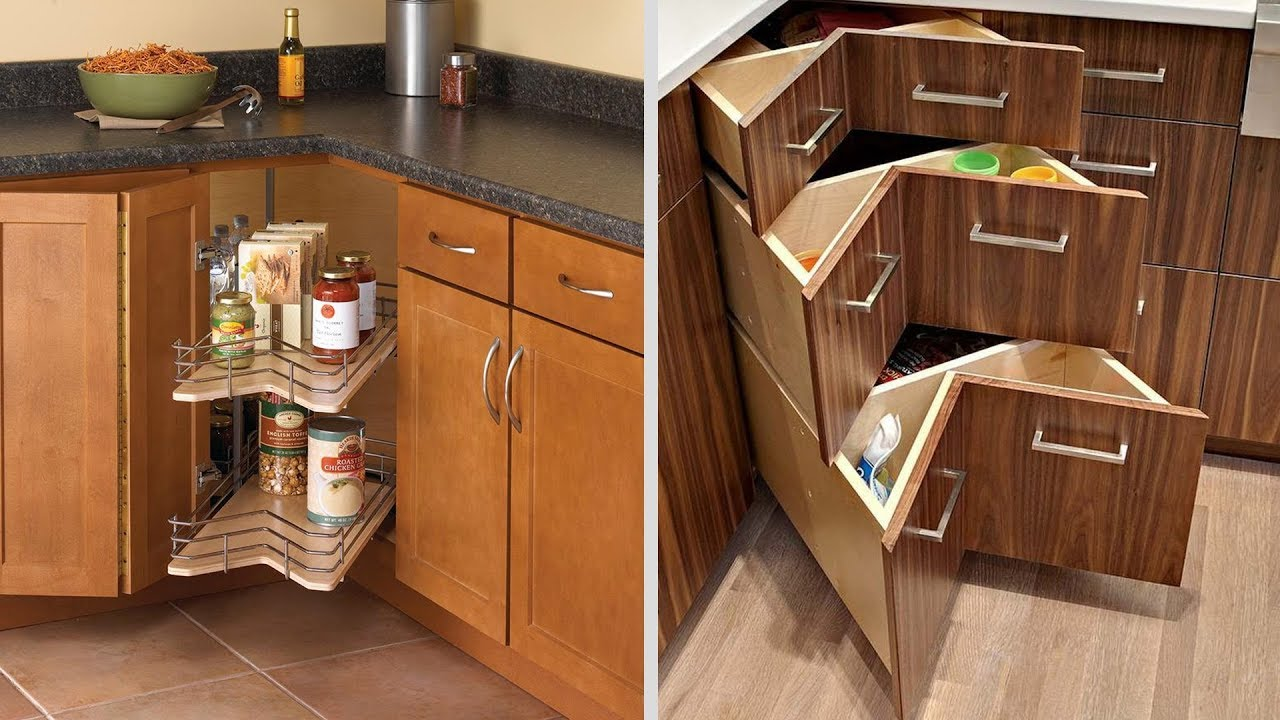 The Amazing Space Saving Modular Kitchen Cabinets Home
