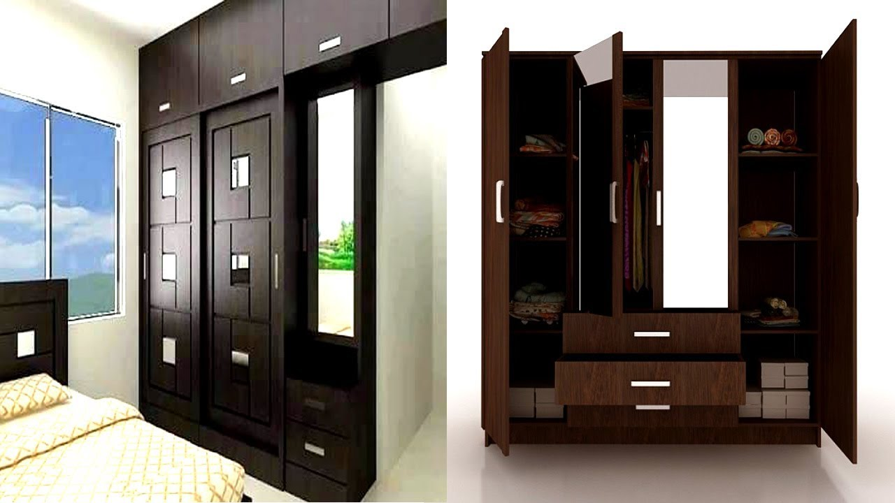 Modern Bedroom Cupboards Design With Dressing Table - Home ...