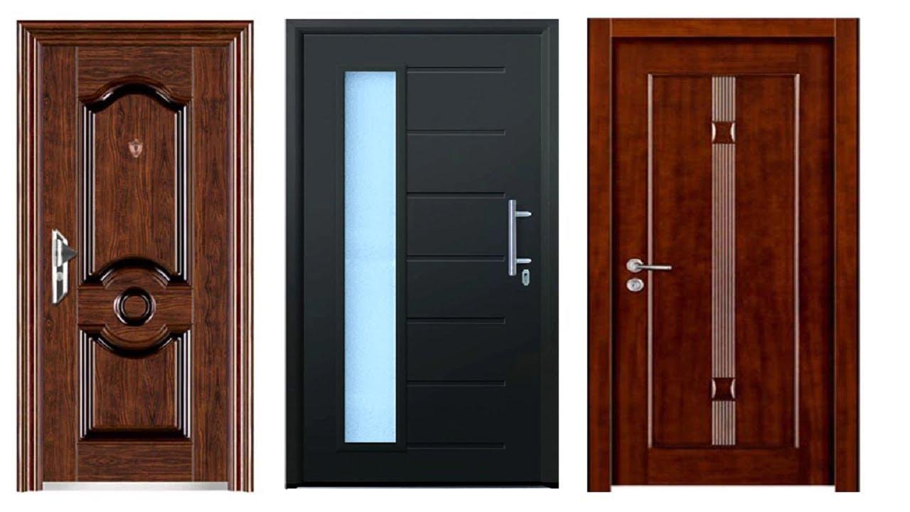new modern wooden doors design for living and bedroom