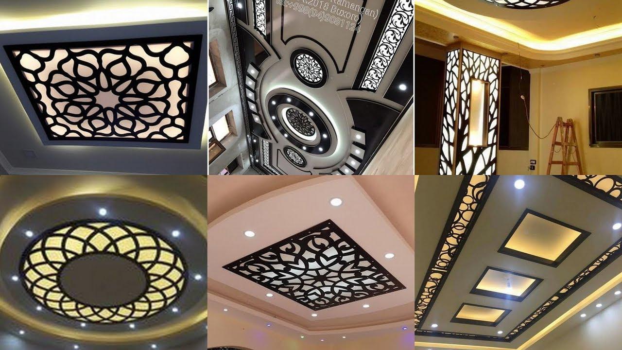 false ceiling jali design 2019