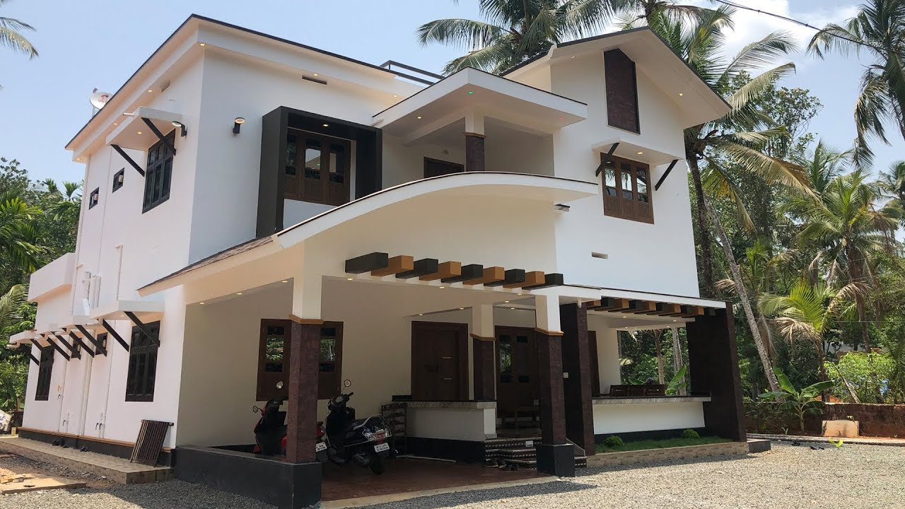 2600 sq ft 4 bedroom modern contemporary style interior and exterior