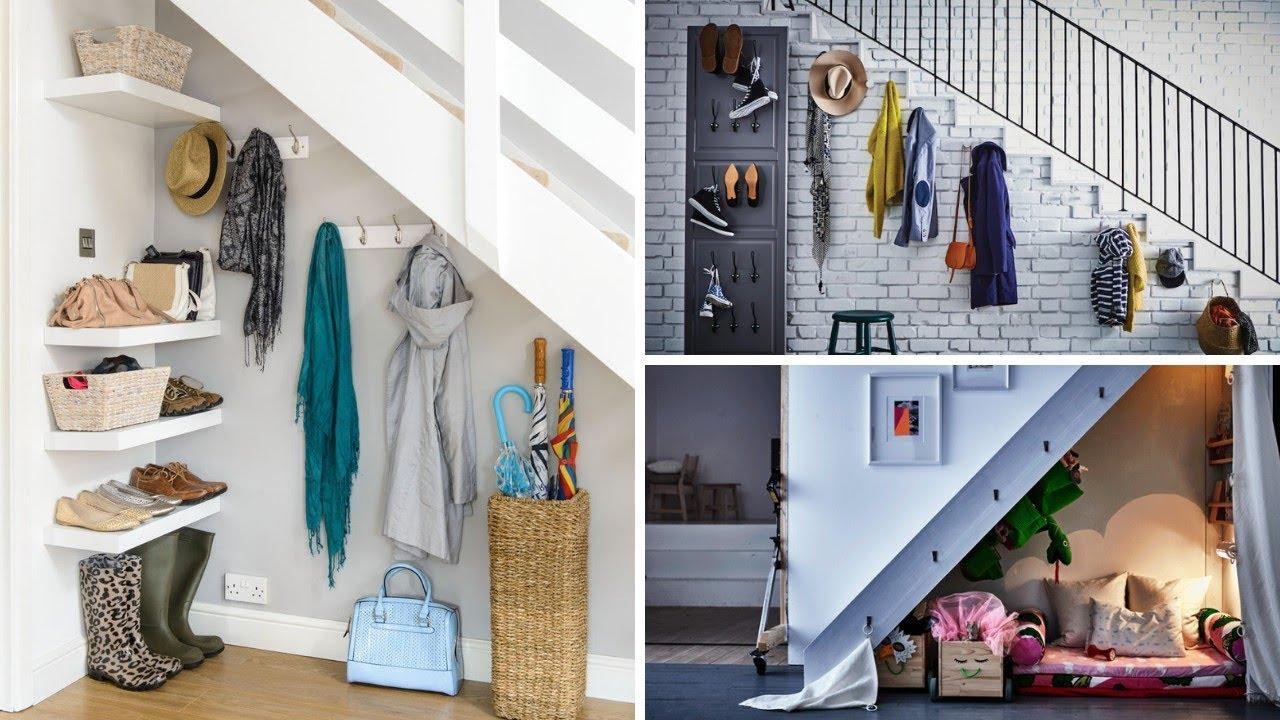 Photo of Under Stairs Storage Ideas