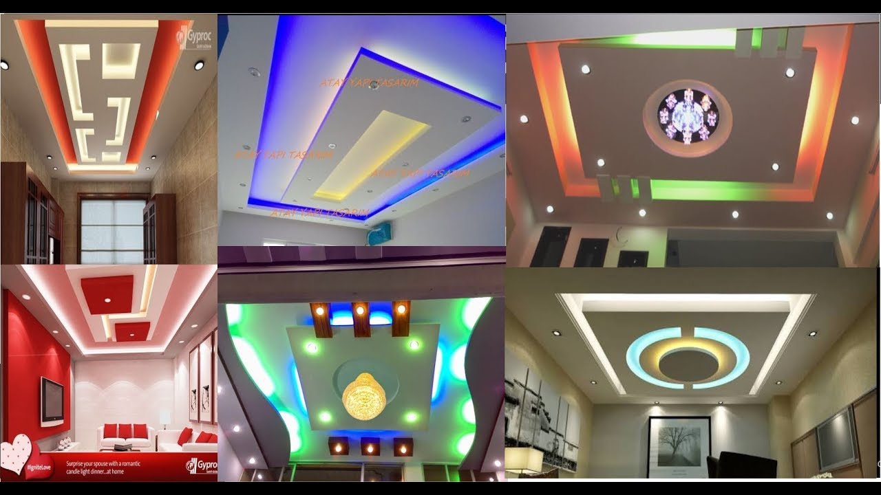 latest 100 new false ceilings designs