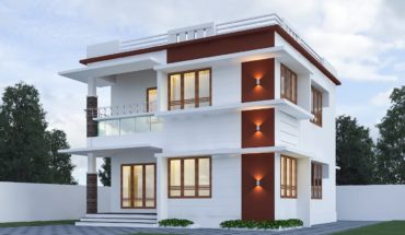 1314 sq ft 3 bedroom contemporary style simple design beautiful house and plan