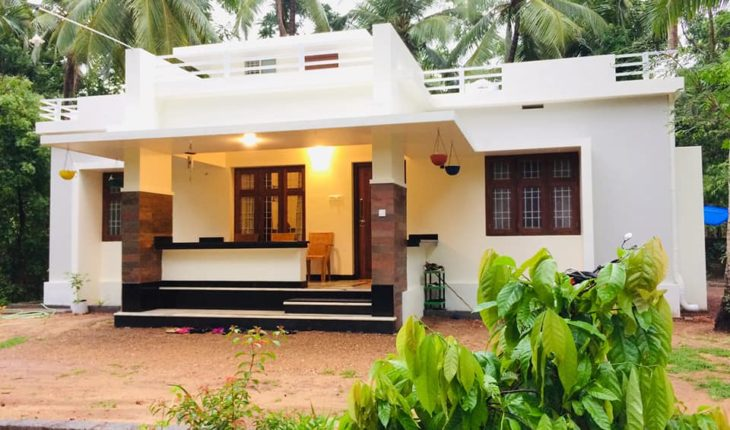 1450 sq ft 3 bedroom modern single floor wonderful house and plan