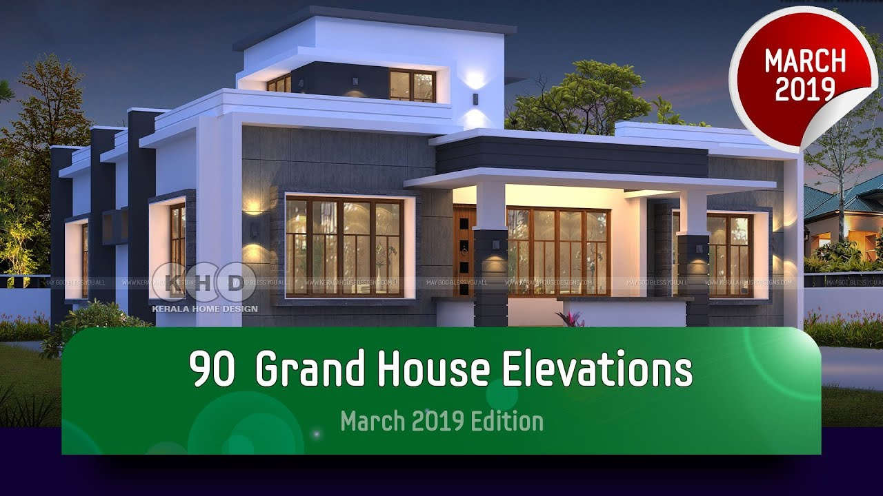 90 best house elevation design of march 2019