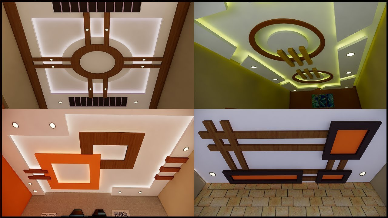 best false ceiling for living and bedrooms