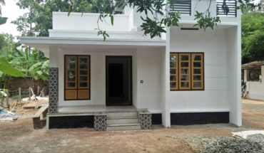 700 square feet 2 bedroom single floor low budget beautiful house and plan