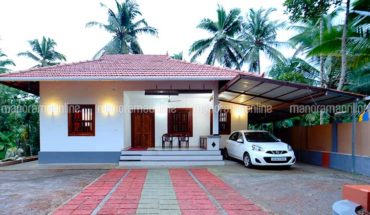 781 square feet single bedroom traditional style single floor beautiful house and plan