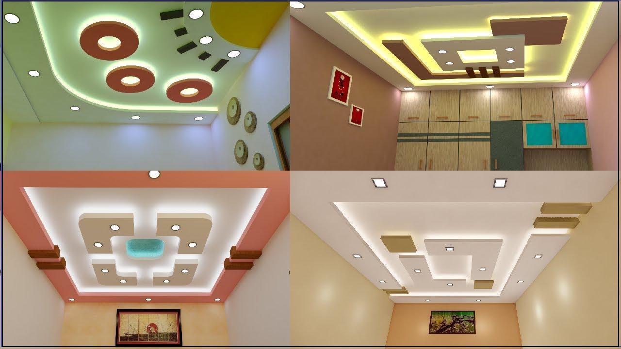 latest 55 new gypsum false ceiling designs 2019