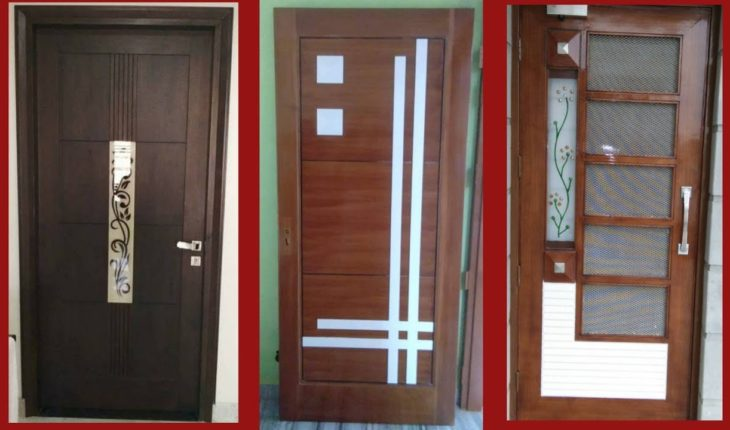Latest Modern Beautiful Front Main Door Design For Home
