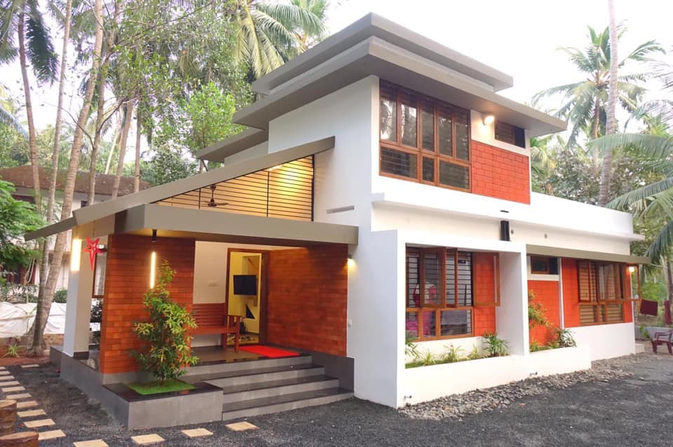 1150 Square Feet 3 Bedroom Contemporary Style Modern House For 20 Lacks