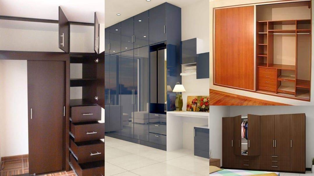 Latest and Beautiful Bedroom Cupboard Design Ideas