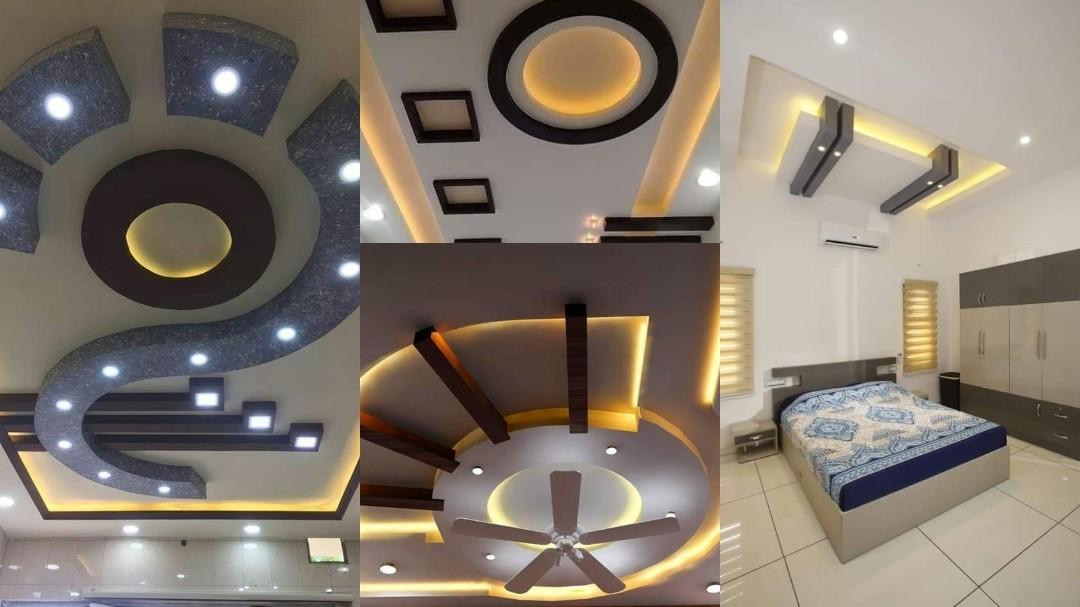 Modern and Beautiful False Ceiling Gypsum Design Ideas