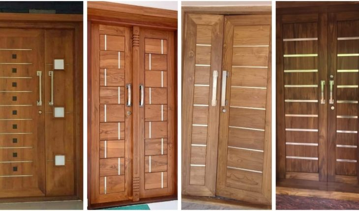 Modern And Beautiful Main Wooden Doors Design Ideas Home