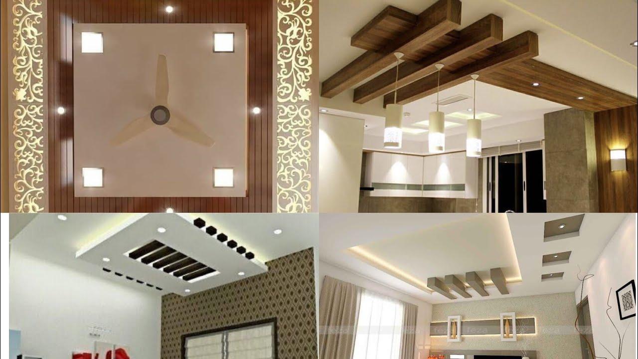 Stylish Modern and Beautiful Gypsum False Ceiling Design Ideas