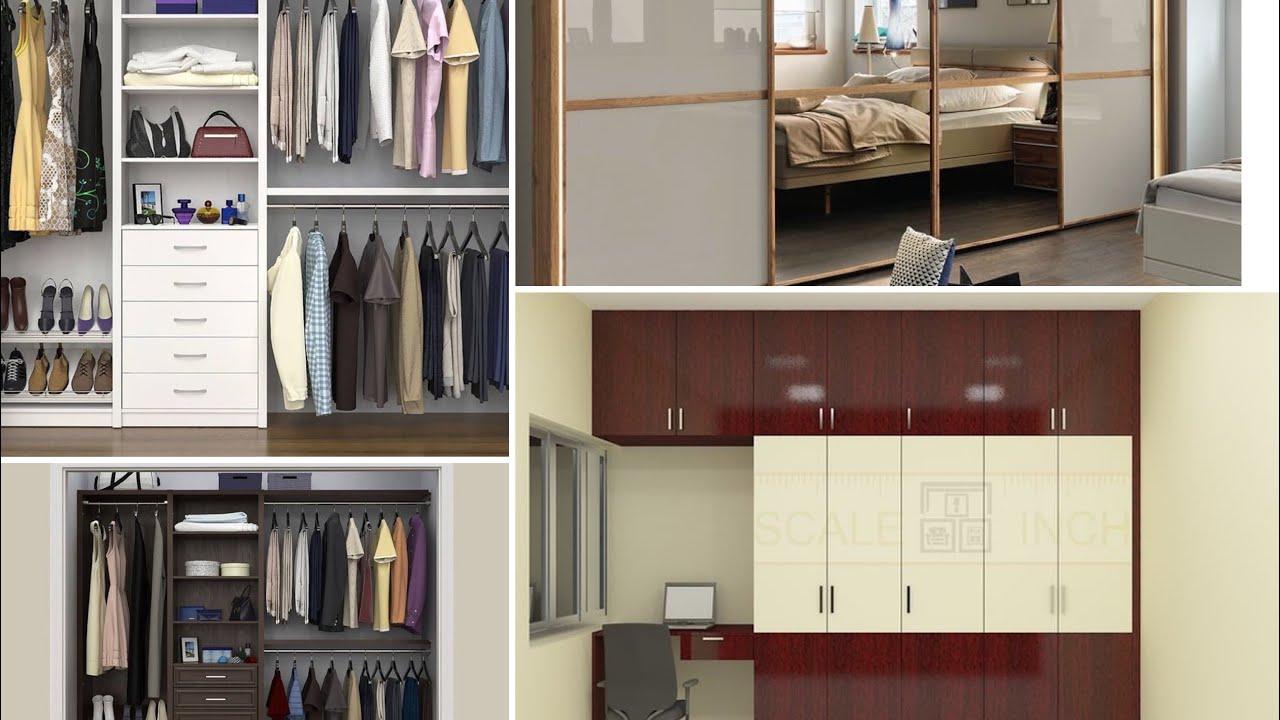 Stylish and Modern Beautiful Bedroom Wardrobe Design Ideas