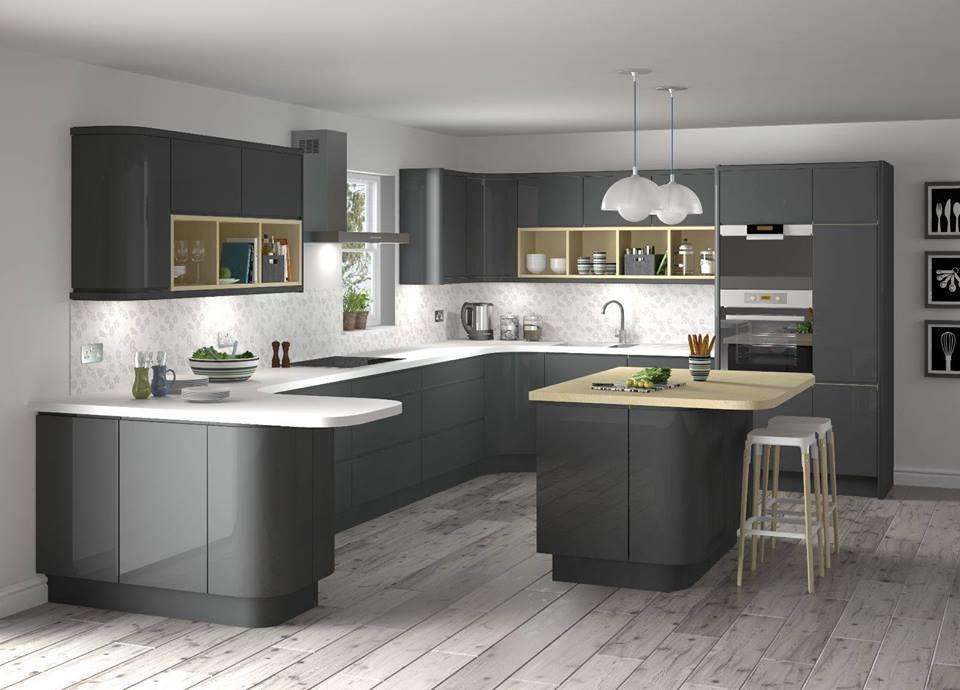 top 24 beautiful and amazing modular kitchen design ideas