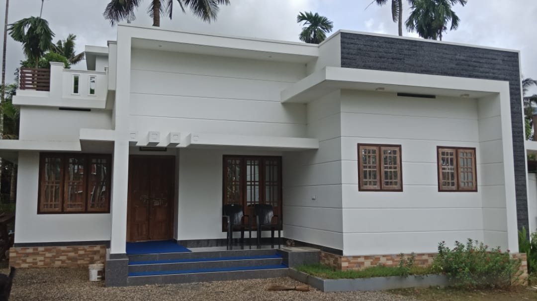1150 Square Feet 3 Bedroom Modern Low Cost Beautiful House For 16 Lack