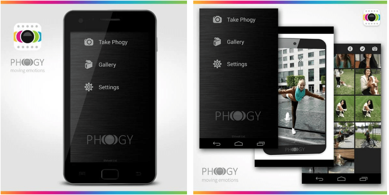 Photo of Useful 3D Camera Android Application