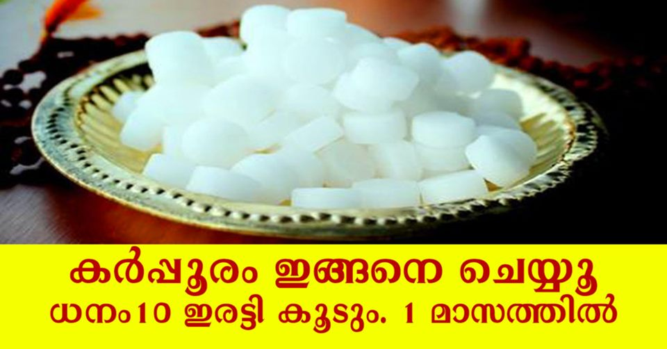 Photo of Benefits Of Camphor