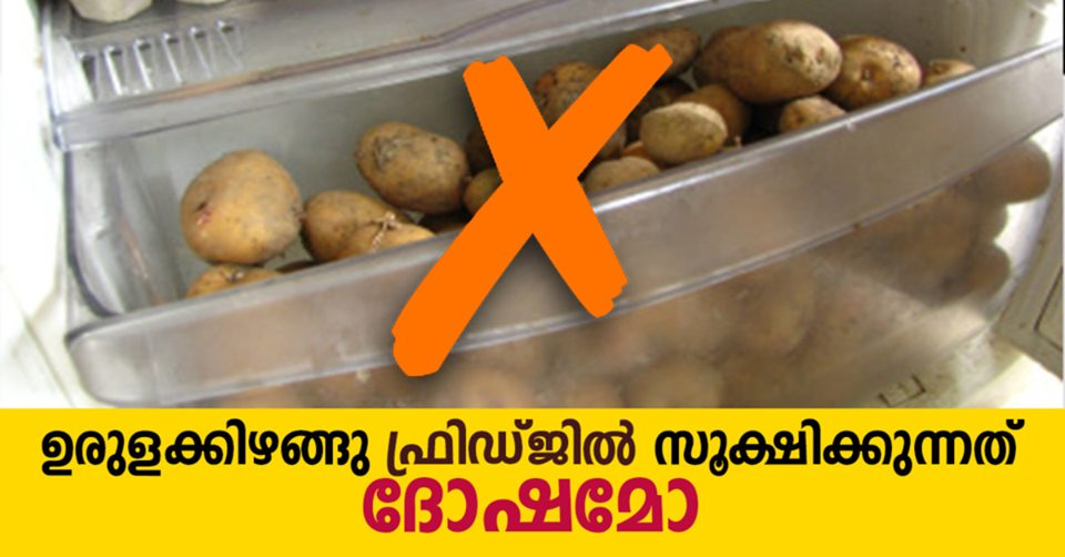 Photo of The Serious Reason You Should Never Store Potatoes in the Fridge