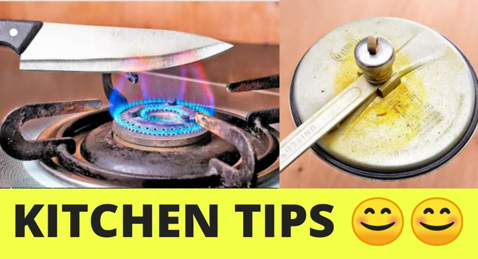 Photo of kitchen tips and tricks