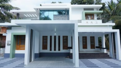Photo of Brand new low budget double storey house with superb interior