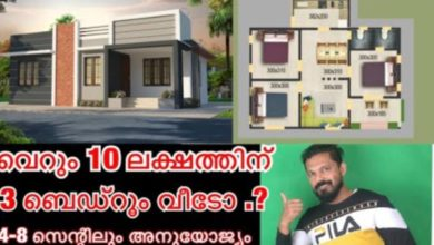 Photo of 3 bedroom house for Rs 10 lakh?
