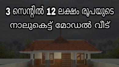 Photo of Kerala home design